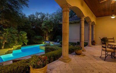 Mediterranean Villa in West Rim Estates